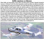 Further news from AeroHobby 6/2009 magazine about L-200 Morava aircraft designated for Museum of Military History Piestany